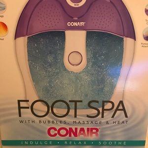 Conair Foot Spa (Purple)